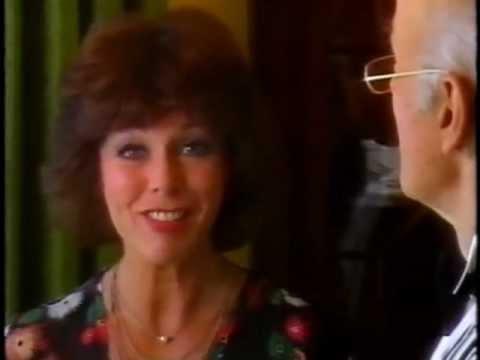 Ado Gardinen Werbung Marianne Koch 1988