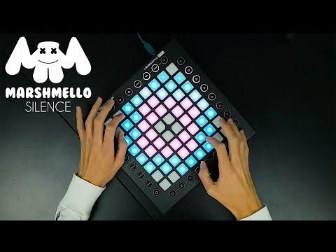 Marshmello ft. Khalid - Silence [Launchpad Cover]