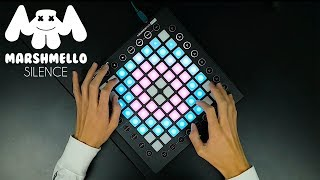 Marshmello ft. Khalid - Silence [Launchpad Cover]