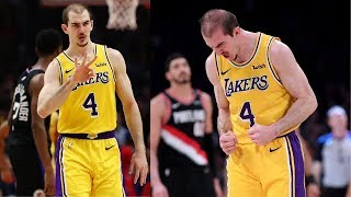 Alex Caruso Looks To Thrive With Lakers | 2018-19 Season Highlights