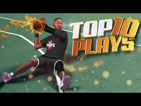 TOP 10 Plays Of The Week - NBA 2K18 Trick Shots, Putbacks, Posters & More