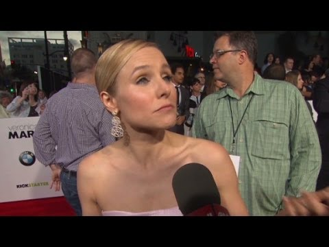 "RED CARPET REPORT ""Veronica Mars"""