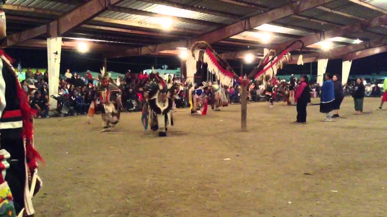 Poplar Montana men's traditional special trick song  Devan Kicknosway