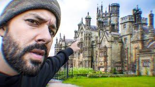 Ce château est (peut-être) PARANORMAL