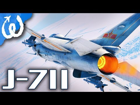 Chengdu J7 - Superior To The Mig-21  -  A War Thunder Guide
