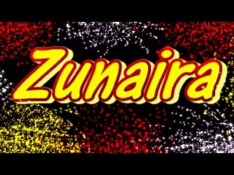 Zunaira Happy Birthday Song With Name | Zunaira Happy Birthday Song | Happy Birthday Song