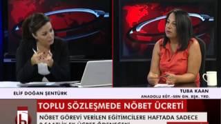 YAŞAMA DAİR ELİF DOĞAN ŞENTÜRK TUBA KAAN HALK TV 27 08 2015