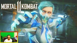 Insane Combos with Frost! - Mortal Kombat 11 Online Ranked Matches