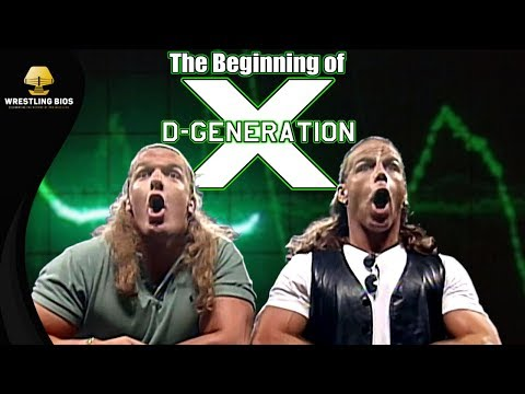 The Beginning Of D-Generation X
