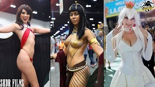 LA Comic Con 2018 Cosplay Music Video (aka Stan Lee's LA Comic Con)