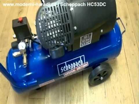 avis sur le compresseur scheppach hc53 dc - 0 - Avis sur le compresseur Scheppach HC53 DC
