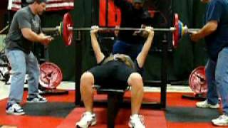Big Clarence Thompson  225 bench