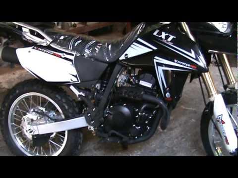 Pitsterpro LXT 400cc Dual Sport - Touring - Carmona Motor Costa Rica
