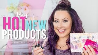 Hot New Products May | Makeup Geek