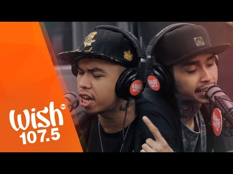 Loonie and Ron Henley perform Balewala  on Wish 1075 Bus