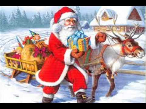 Jingle Bells Origional song with lyrics (remix)