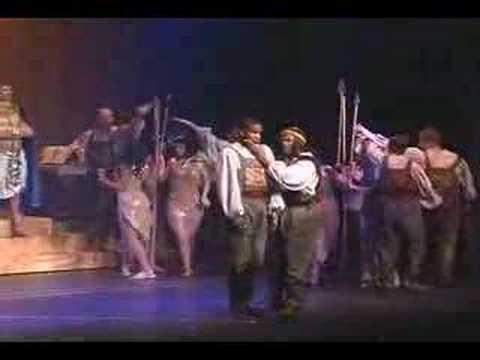 Benjamin Calypso - Joseph - RMU Colonial Theatre