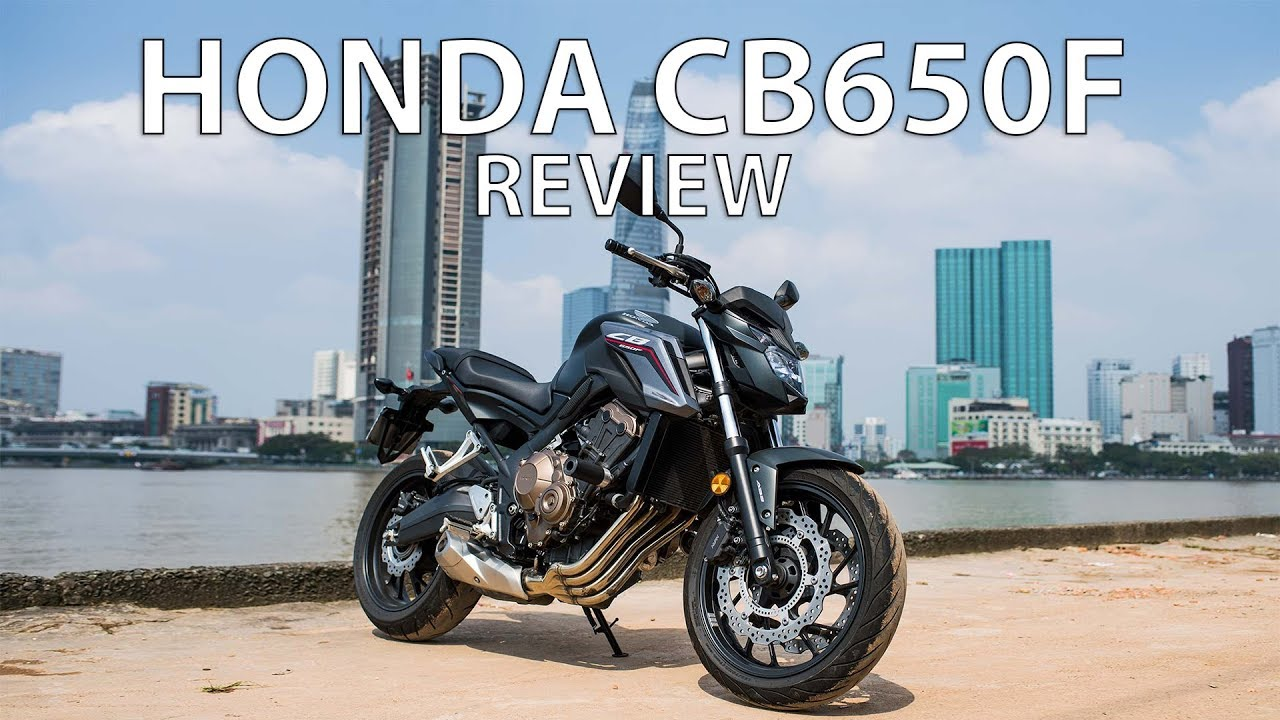 Đánh giá Honda CB650F - Thiện lành nhưng không chán | Xe.tinhte.vn