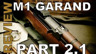 [ Review ] - M1 GARAND G&G - Assembly / Disassembly - Part.2.1