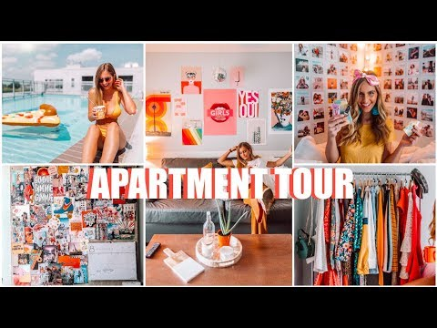 City Apartment Tour | 9 on Canal | JustJosie