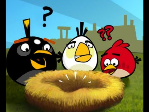 Dibujar los Angry Birds - How to draw Angry Birds Videos De Viajes