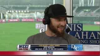 Dennis & Callahan talk with Red Sox OF Jonny Gomes