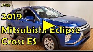 2019 Mitsubishi Eclipse Cross ES MEDIA SCREEN REAR CAMERA #Carvision
