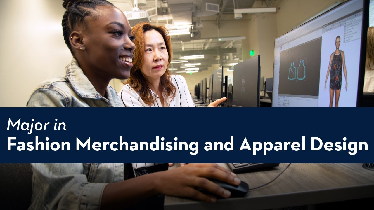 Earn Your Fashion Merchandising And Apparel Design Degree At Georgia Southern University Youtube