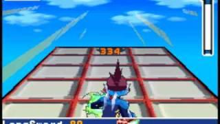 Mega Man Star Force - Leo Shadow