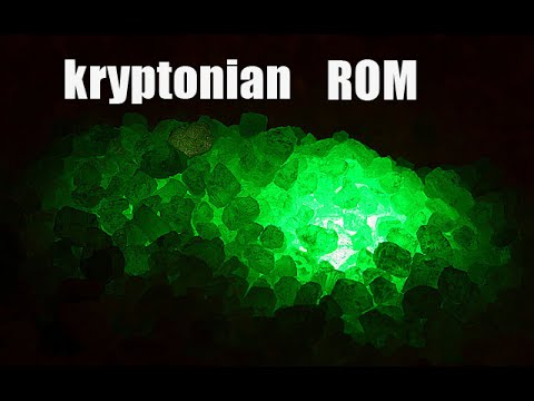 Kryptonian | The Rom of Awesomeness | ANDROID | 5.1.1 |