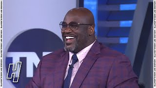 Shaq CLOWNING the 76ers after Losing Series to Hawks in Game 7 | 2021 NBA Playoffs