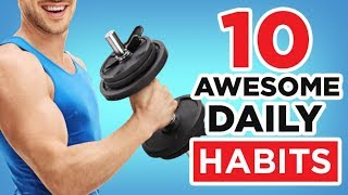 10 Things Men Should Do EVERYDAY | RMRS Self Help