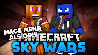 Mage ist mehr als OP! - Minecraft SkyWars (Deutsch/German)