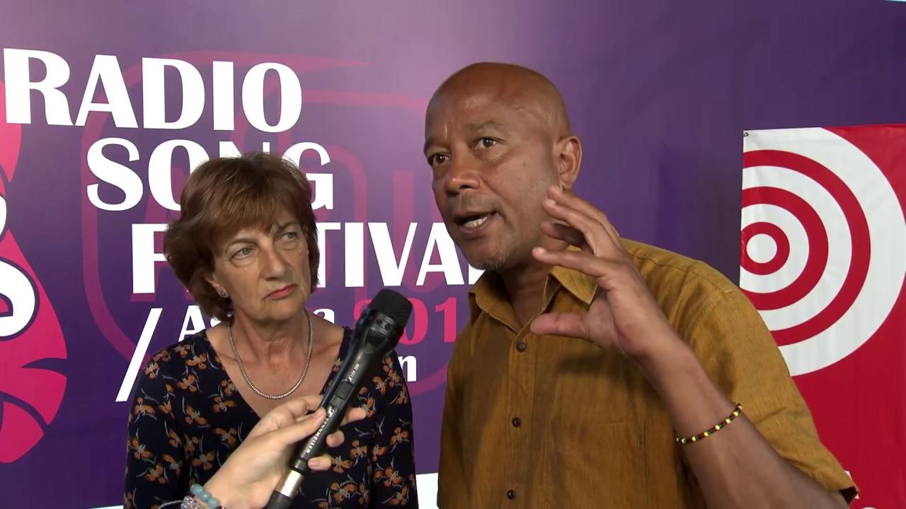 Download Asia Media Dialogue 2018. Interview Karen Merkel and Akim Mogaji