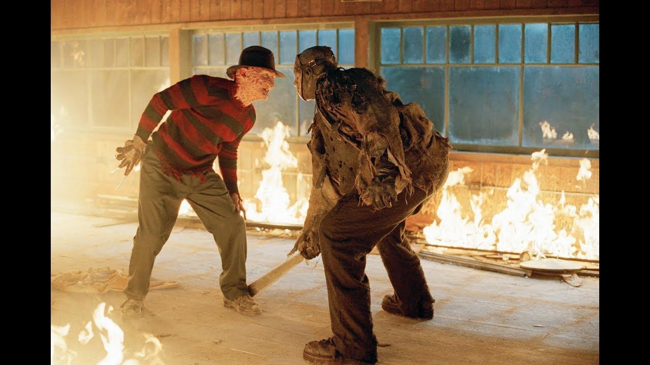 Download Movie Clips - Jason Voorhees (vs) Freddy Krueger.
