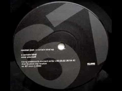 Carsten Jost  - Save Yourself