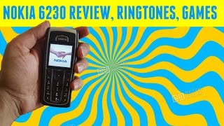 📱 Nokia 6230 Unboxing Review 2016 -  Powered up after 11 years!