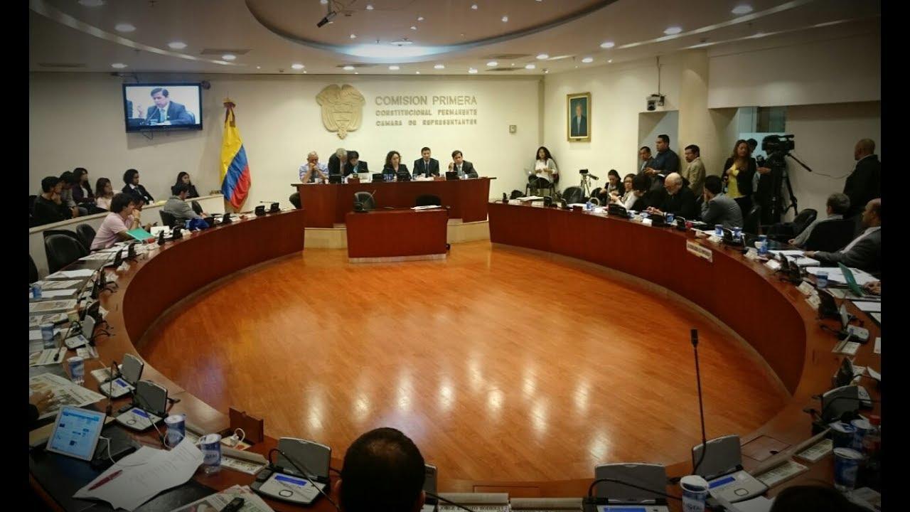 Resultado de imagen para Comisión Constitucional Permanente