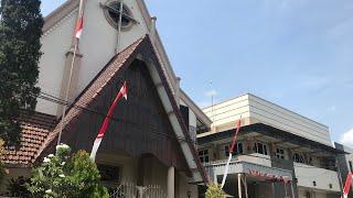 Cawisan Perjamuan Kudus Advent | GKJW Jemaat Tulangbawang - 26 November 2020