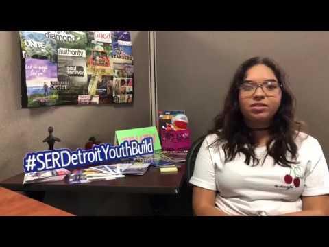 YouthBuild Highlights: Alexandria D