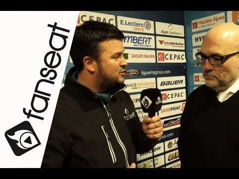 Coupe de France - Interview de Luciano Basile