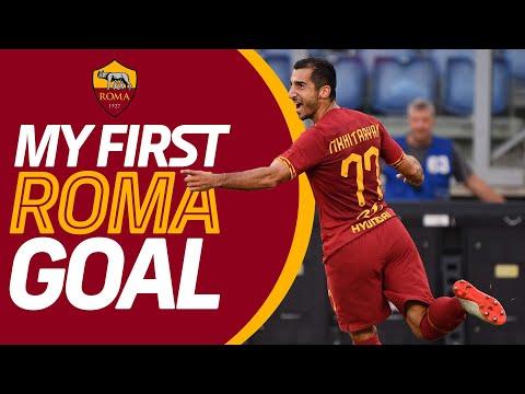 My First AS Roma Goal: Mkhitaryan v Sassuolo