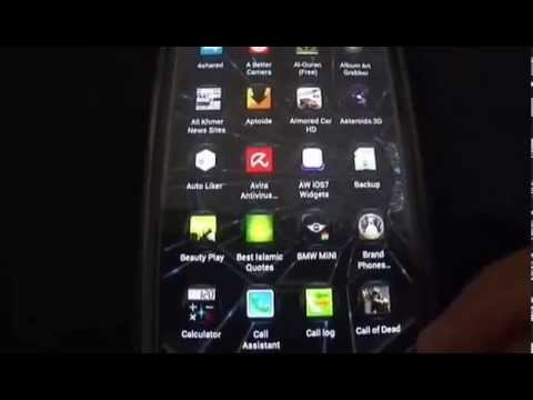 Best Launcher for Android phone Decives Video by Sob Rasaly