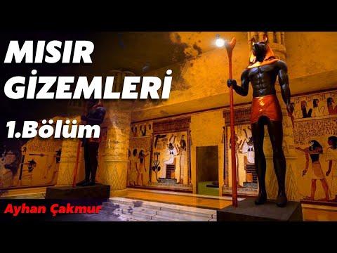 ELİTLERİN 1000 YILDIR SAKLADIĞI MISIR BİLGİLERİ,HERMES'TEN İNSANLIĞA ,( 1. BÖLÜM )