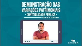 [LIVE] Demonstração das Variações Patrimoniais com Vinicius Nascimento