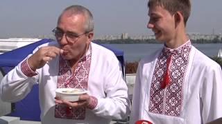 Как в Днепропетровске проходит фестиваль украинской кухни