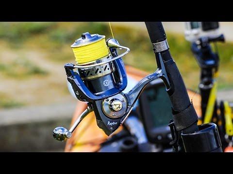 Spinning Reels for Beginners - Basic Fishing Tips