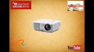 Самый лучший бюджетный HD проектор с Aliexpress Sound Charm 5500 спустя пол года