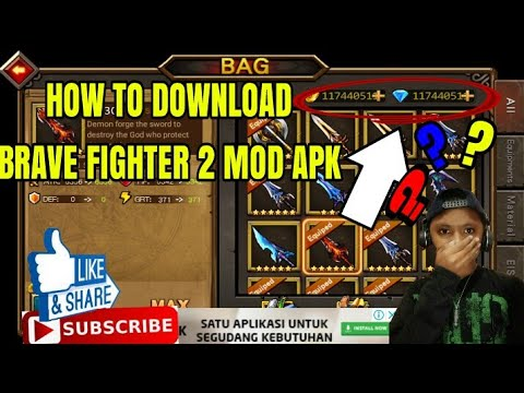 How To...download Brave Fighter2 Mod Apk!!!!!?