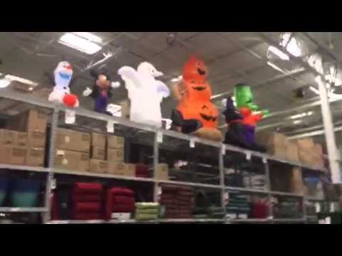 halloween stuff at lowes 2015 - Lowes Halloween Inflatables